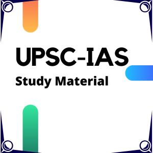 UPSC - IAS