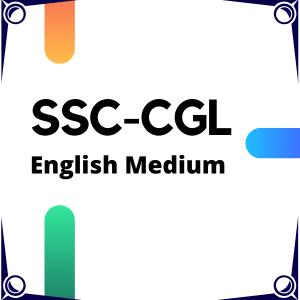 SSC CGL English