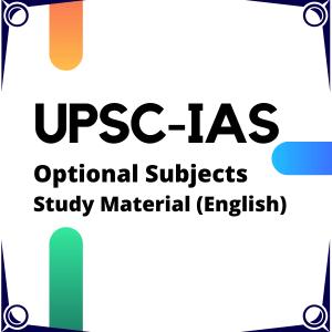 UPSC Optional English