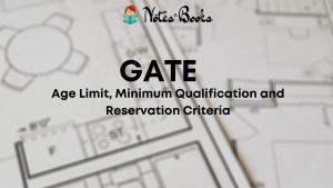 GATE 2021 Eligibility blog